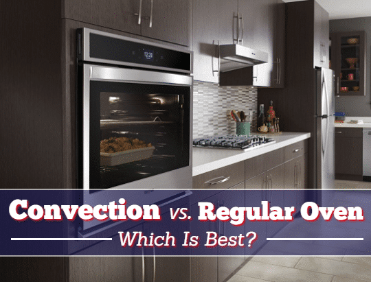 Convection Oven VS Regular Oven