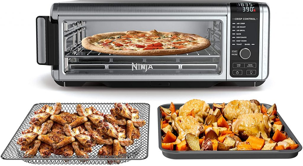 can you air fry in a convection oven