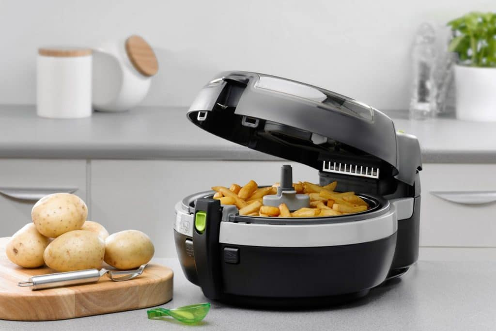 can you cook french fries in a convection oven