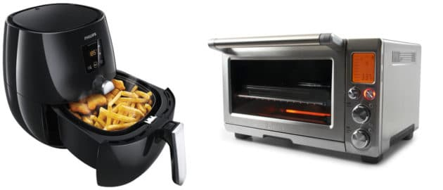 can you use a convection oven as an air fryer