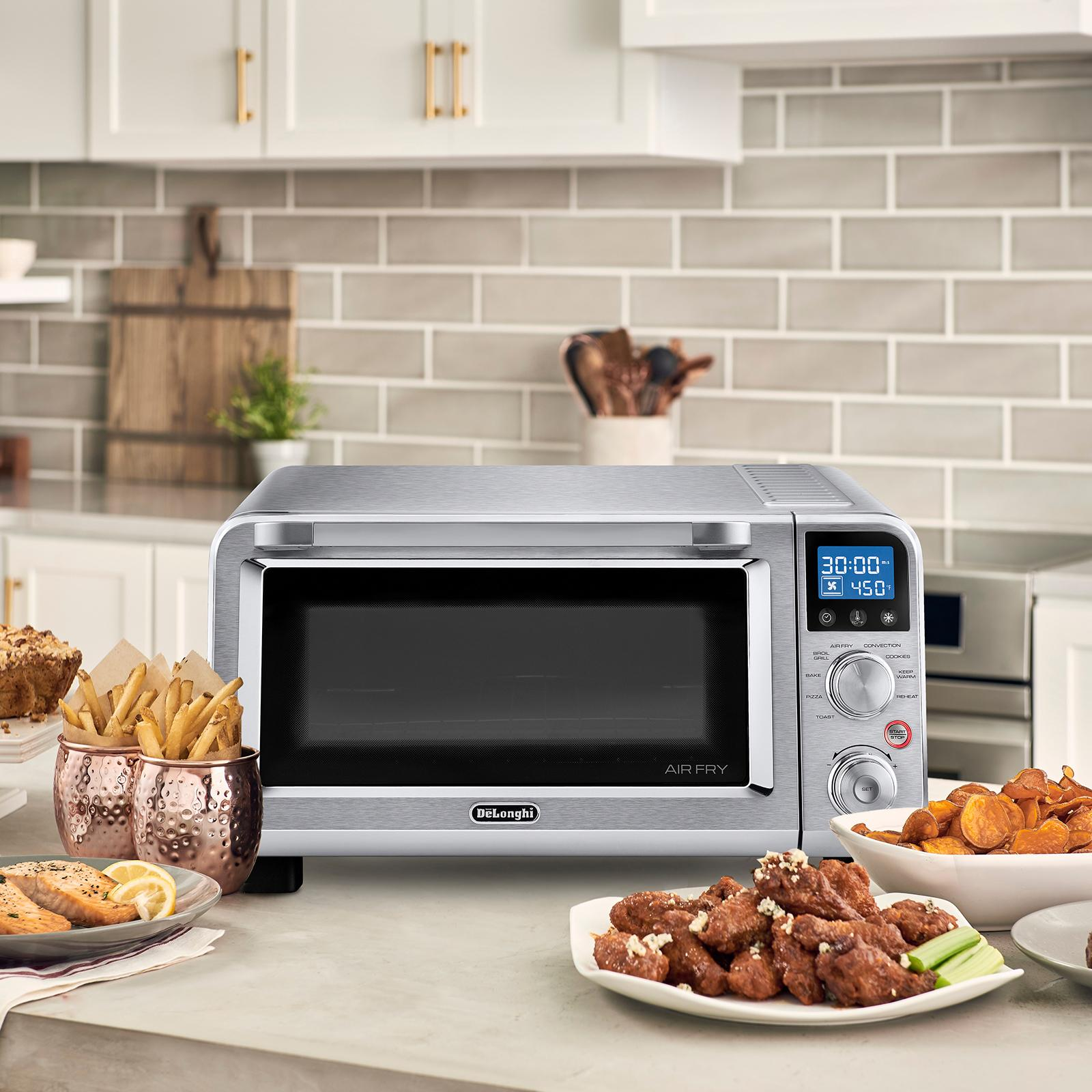 what foods are best cooked in a convection oven
