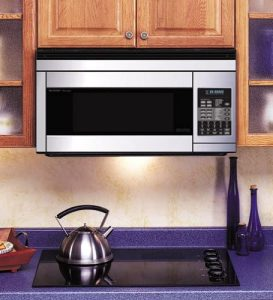 best rated over the range microwave