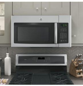 microwave convection oven combo over the range