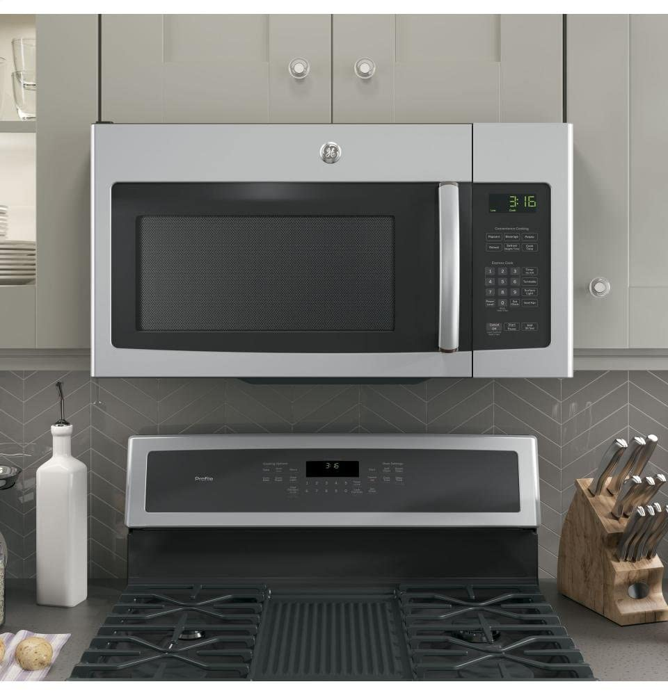 Over The Range Microwave Reviews