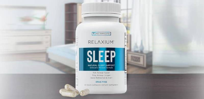 Relaxium Reviews – Is A Health Supplement For Sleeping?