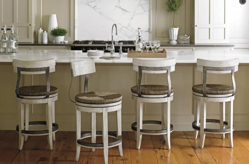Best Swivel Counter Stools With Backs