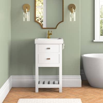 Knighten Single Bathroom Vanity Set